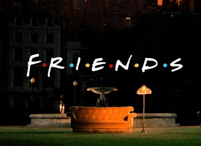 Awesome-Night-View-Friends-Text-Graphic